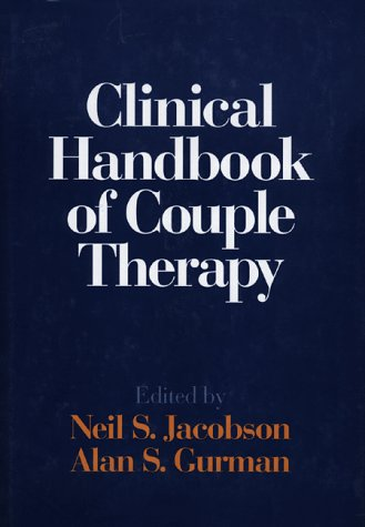 9780898628555: Clinical Handbook of Couple Therapy, Second Edition