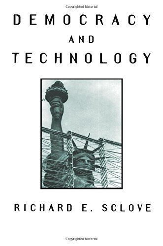 9780898628616: Democracy and Technology (The Conduct of Science Series)