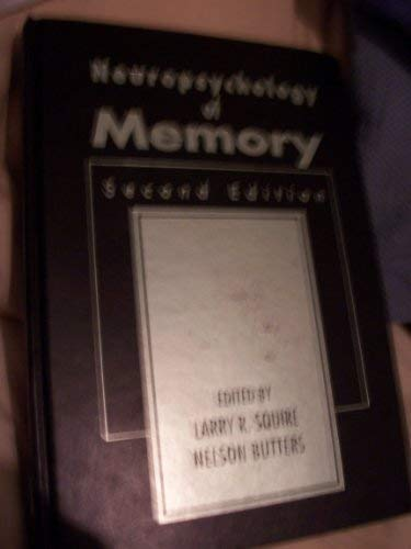 9780898628814: Neuropsychology of Memory, Second Edition