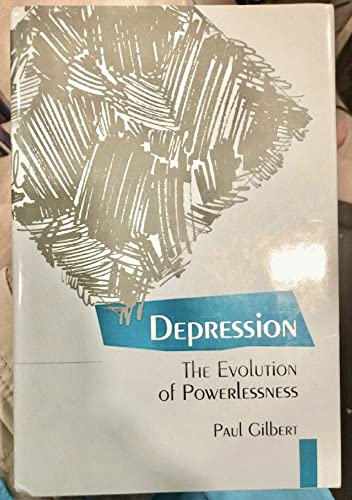 9780898628845: Depression: The Evolution of Powerlessness