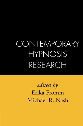 9780898628937: Contemporary Hypnosis Research