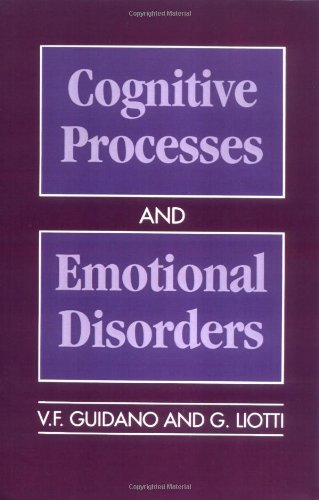 9780898629071: Cognitive Processes and Emotional Disorders: A Structural Approach to Psychotherapy (Guilford Clinical Psychology & Psychothe)