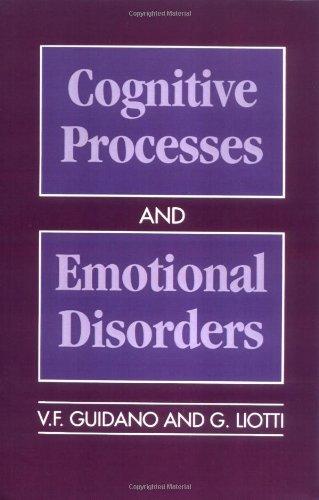 9780898629071: Cognitive Processes & Emot