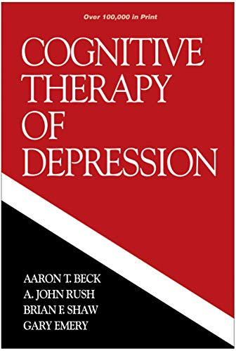 9780898629194: Cognitive Therapy of Depression (The Guilford Clinical Psychology and Psychopathology Series)