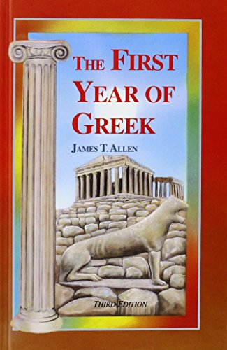 9780898631722: The First Year of Greek