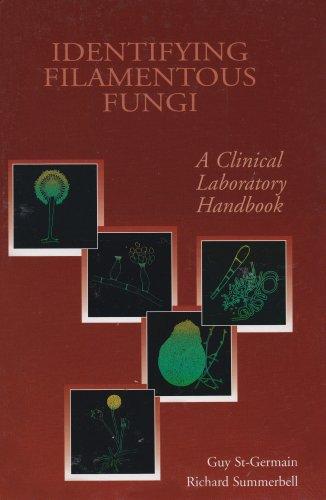 9780898631777: Identifying Filamentous Fungi: A Clinical Laboratory Handbook
