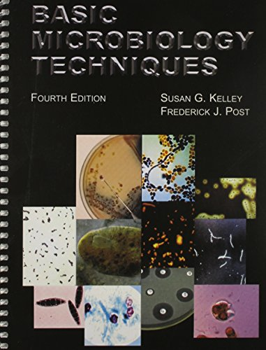 9780898631982: Basic Microbiology Techniques (4th ed)