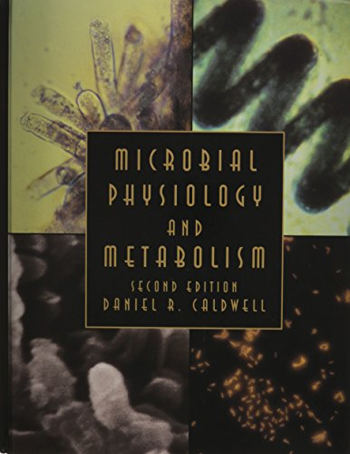 9780898632088: Microbial Physiology and Metabolism