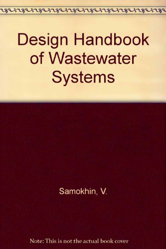 9780898640250: Design Handbook of Wastewater Systems (English and Russian Edition)