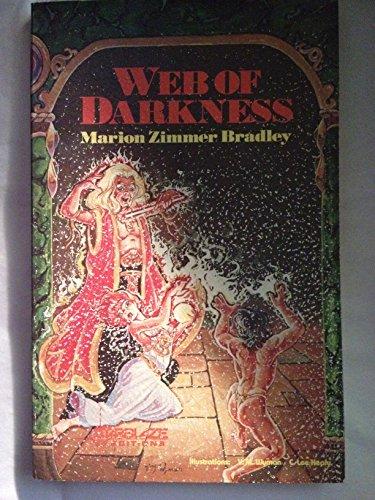 9780898650327: The web of darkness (Starblaze editions)