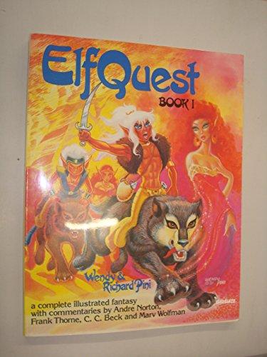 ElfQuest, Book 1: Wendy Pini, Richard Pini