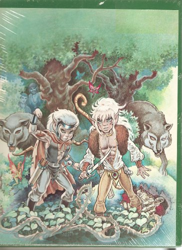 9780898652468: Elfquest, Book 2, Limited Edition