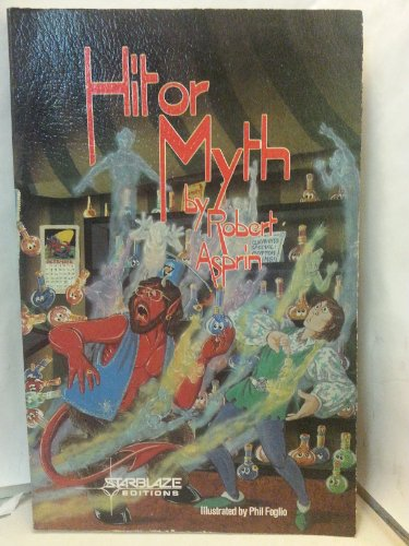 Hit or Myth (Fourth Book of Myth Adventure Series): Asprin, Robert