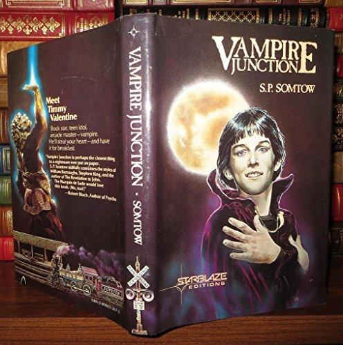 9780898653670: Vampire Junction (Starblaze Editions)