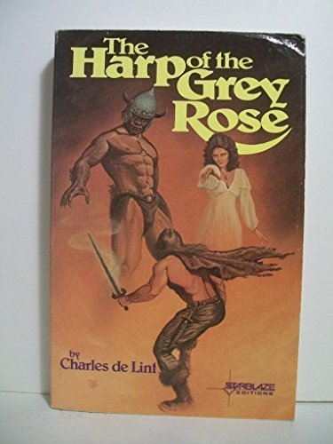 9780898653748: The Harp of the Grey Rose (Starblaze Editions)
