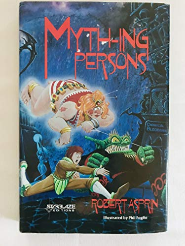 9780898653809: Myth-ing Persons (Myth Adventures Ser., No. 5)