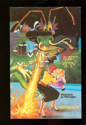 9780898654134: Little Myth Marker (Robert Asprin's Myth Adventure Stories, Book 6)