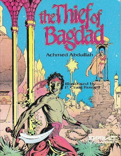 The Thief of Bagdad: Abdullah, Achmed (adapted by P. Craig Russell)