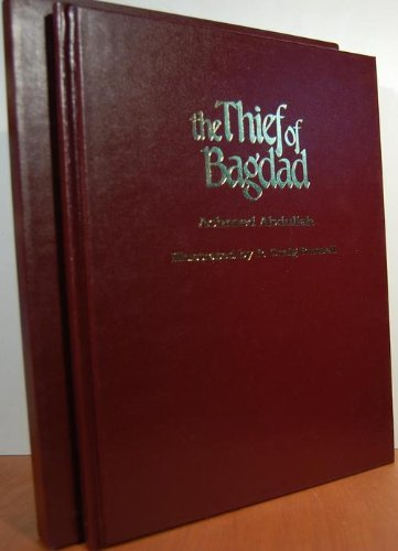 9780898655254: The Thief of Bagdad. Illustrated by P. Craig Russell