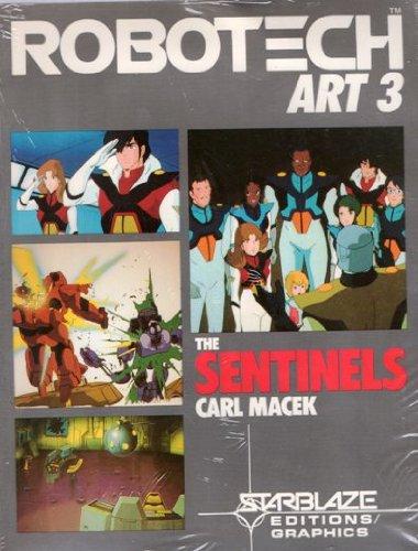 9780898655759: Robotech Art 3: The Sentinels