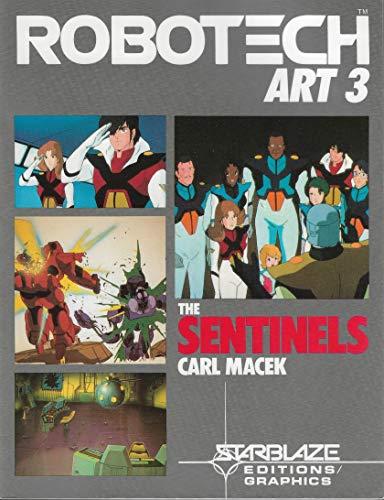 9780898655766: Robotech art 3: The sentinels