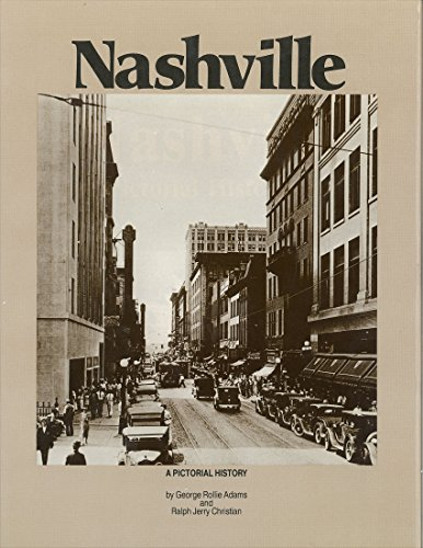 9780898656732: Nashville: A Pictorial history