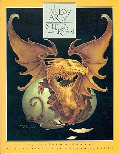 9780898657609: The Fantasy Art of Stephen Hickman
