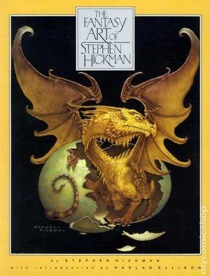 9780898657616: The Fantasy Art of Stephen Hickman