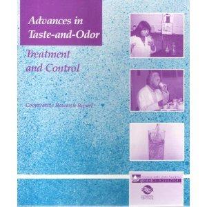 9780898677447: Advances in Taste-&-Odor Treatment & Control