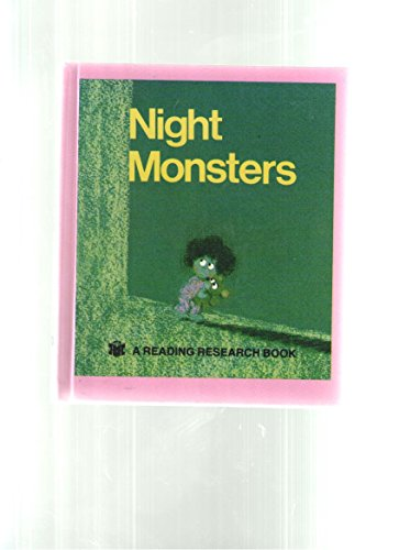 Nightmonsters (Ten Word Book) (0898680689) by Sharon Shebar