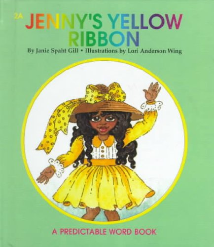 9780898683646: Jenny's Yellow Ribbon (Predictable Word Book, 2a Beginner)