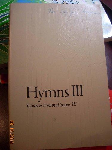 9780898690132: 1979 Hymns 111: Church Hymmal Series 111
