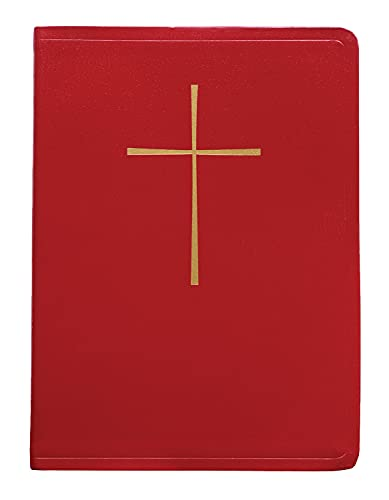 9780898690767: The Book of Common Prayer Deluxe Chancel Edition: Red Leather