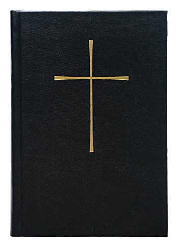 9780898690811: Book of Common Prayer, Pew, Black