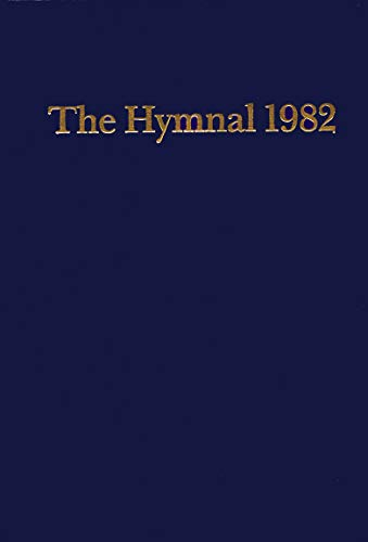 9780898691207: Episcopal Hymnal 1982 Blue: Basic Singers Edition