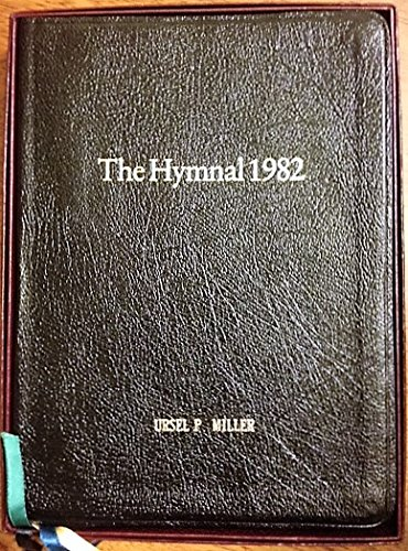 9780898691375: The Hymnal 1982 - Deluxe Singer's Edition
