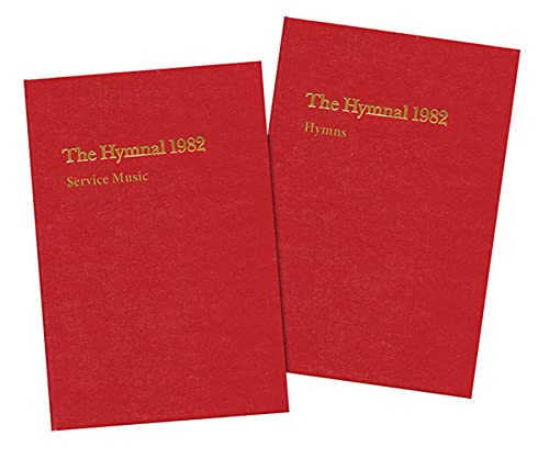 Episcopal Hymnal 1982 Accompaniment: Two-Volume Edition (Accompaniment Edition, Red): Church ...