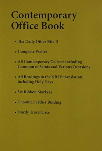 9780898691887: Contemporary Office Book: New Revised Standard Version
