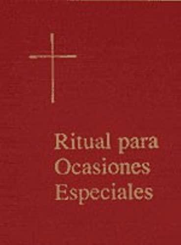 Ritual Para Ocasiones Especiales: Church Publishing