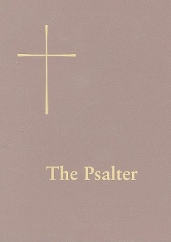 9780898692938: The Psalter from the Book of Common Prayer