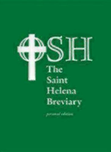 9780898695168: The Saint Helena Breviary: Personal Edition