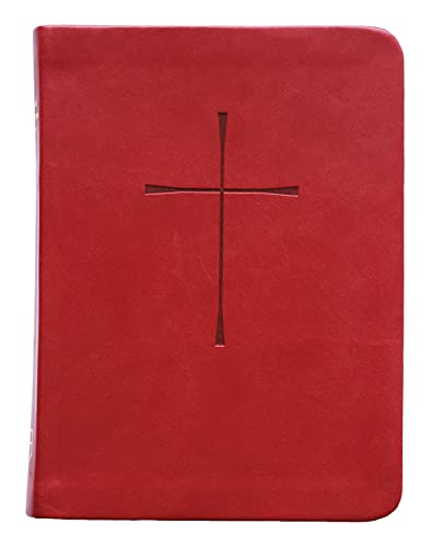 9780898696202: 1979 Book of Common Prayer: Red Vivella