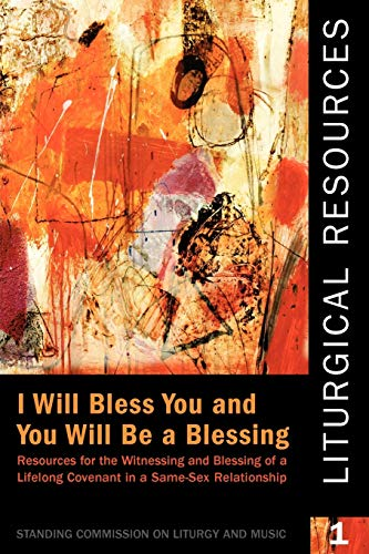 9780898698695: Liturgical Resources 1: I Will Bless You and You Will Be a Blessing