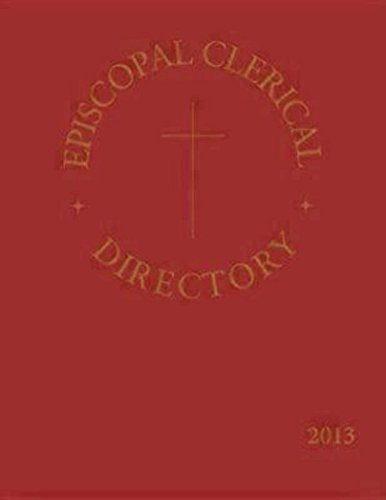 9780898698886: Episcopal Clerical Directory 2013