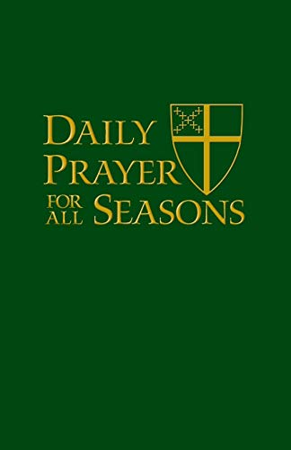 Daily Prayer for All Seasons (paperback): Church Publishing Incorporated