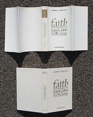 9780898700107: Faith According to St. John of the Cross