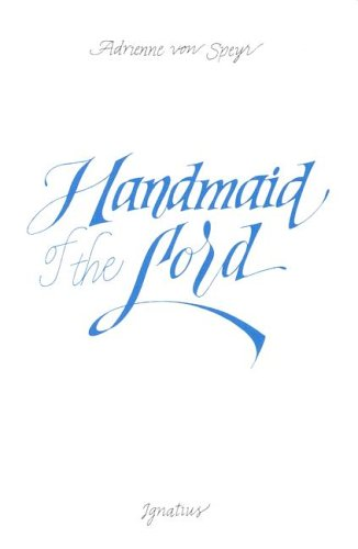 9780898700428: Handmaid of the Lord