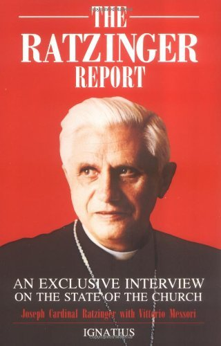 9780898700800: The Ratzinger Report: An Exclusive Interview on the State of the Church