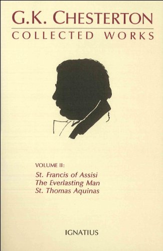 9780898701173: The Collected Works of G.K. Chesterton, Volume 2 : The Everlasting Man, St. Francis of Assisi, St Thomas Aquinas