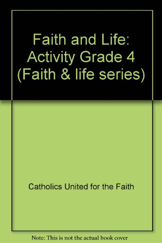 9780898701548: Jesus Our Guide: Book 4 (Faith and Life Catechisms)